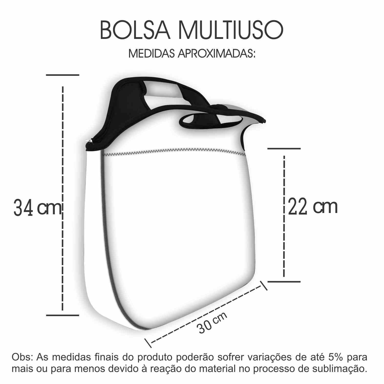 Medidas Bolsas Multiuso Personalizada