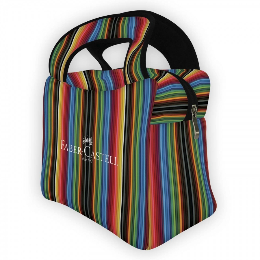 Lunch Box em Neoprene Personalizada - Foto Zoom 5