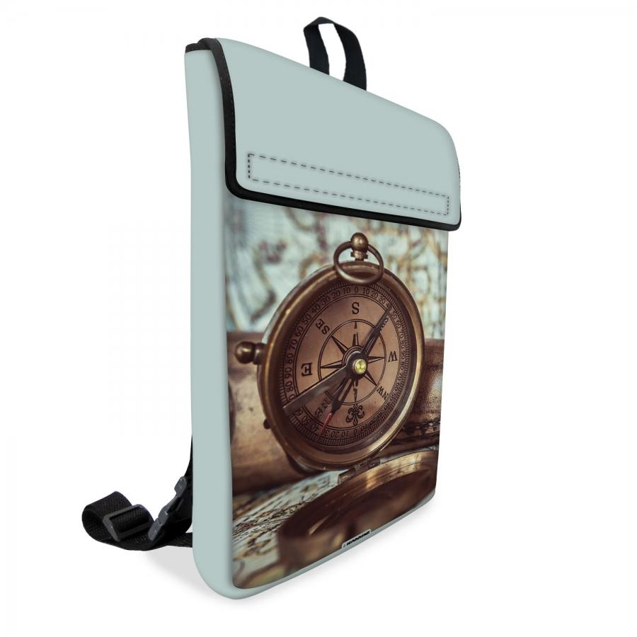 Mochila Notebook em Neoprene Personalizada - Foto Zoom 1