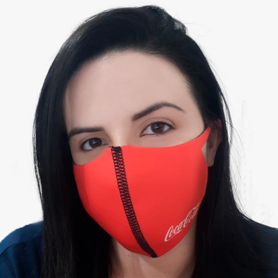 Máscara de Proteção Ninja Personalizada - Foto Zoom 0