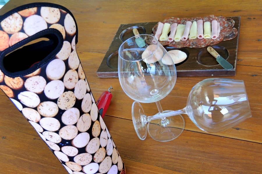 Porta Vinho Premium Personalizado - Foto Zoom 5