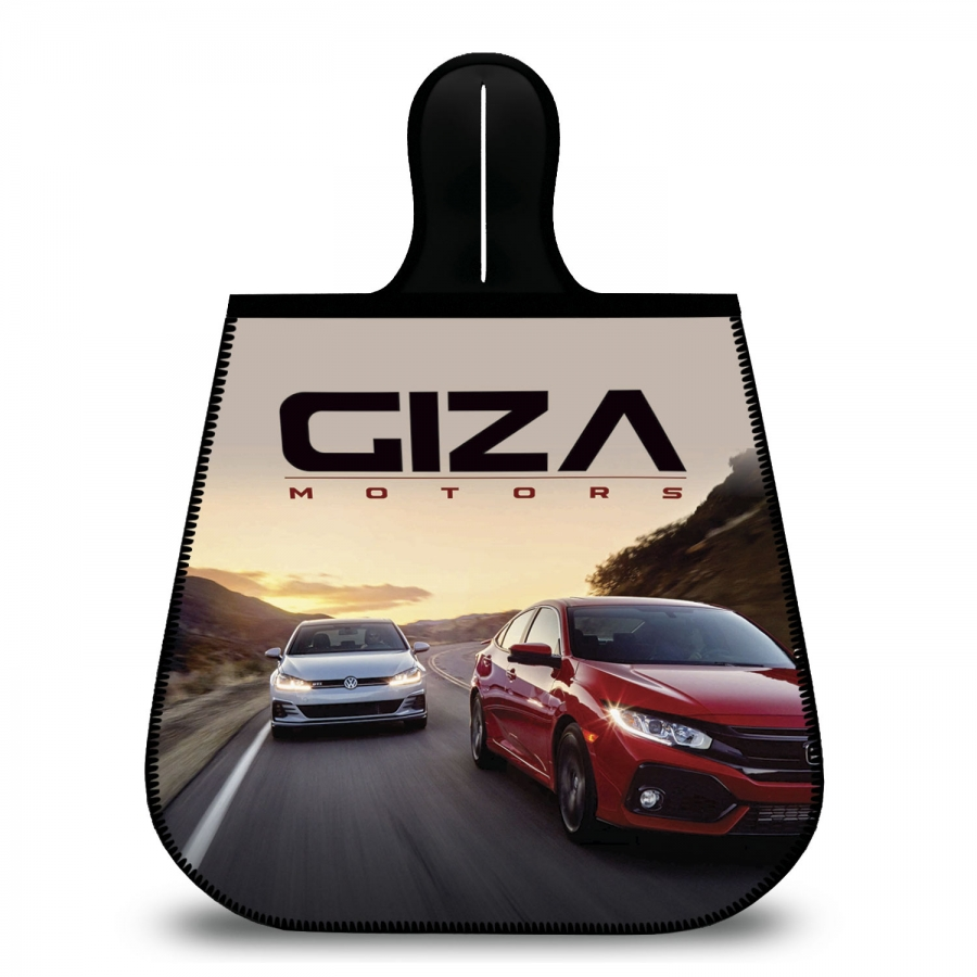 Lixeira para Carro em Neoprene Personalizada - Foto Zoom 0