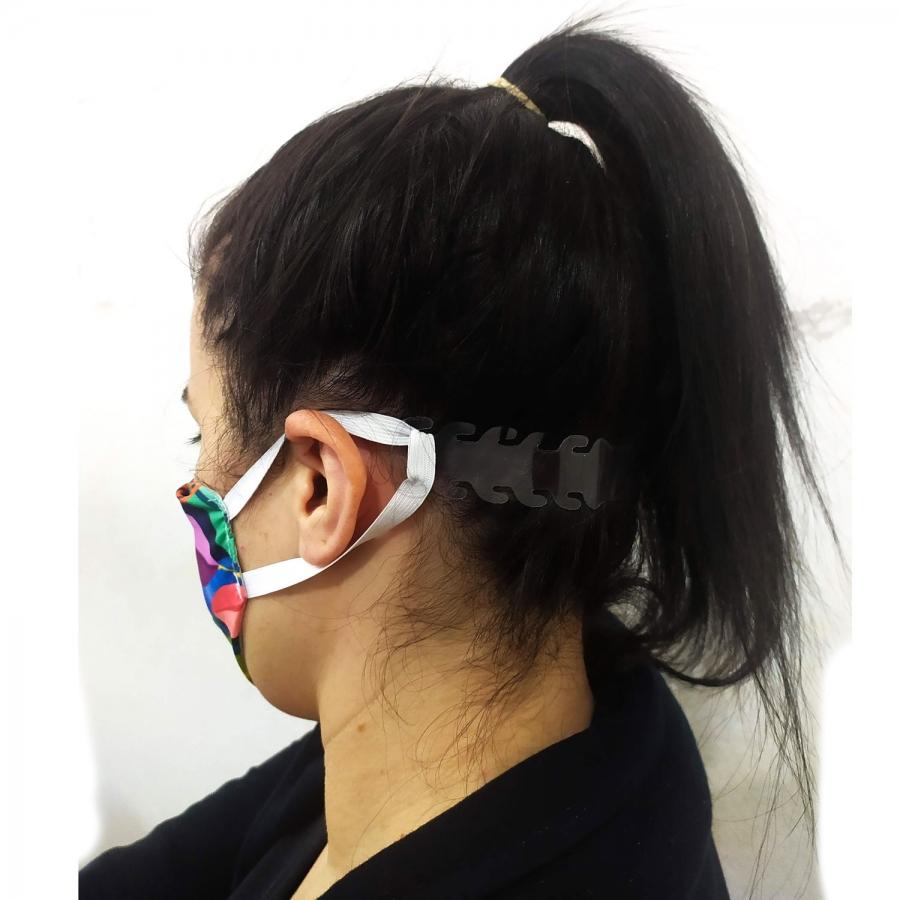 Extensor para Máscara de Proteção - Foto Zoom 0