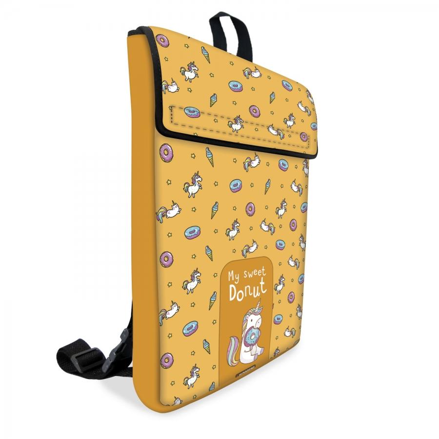 Mochila Notebook em Neoprene Personalizada - Foto Zoom 4