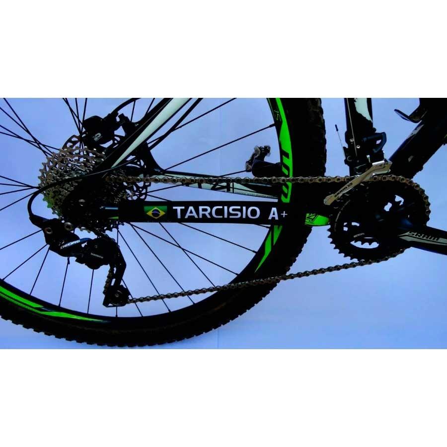 Protetor de Quadro Bike Personalizado - Foto Zoom 0