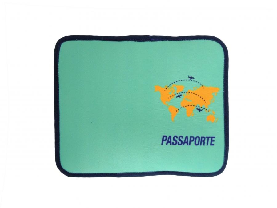Porta Passaporte Personalizado - Foto Zoom 3