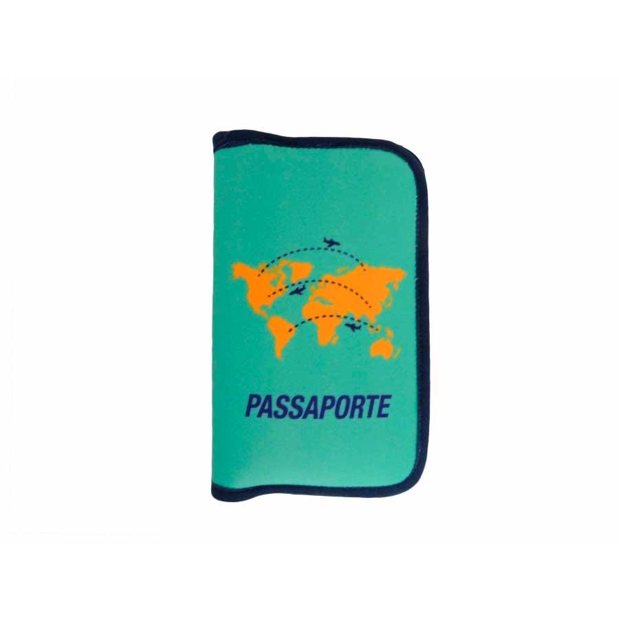 Porta Passaporte Personalizado - Foto Zoom 0