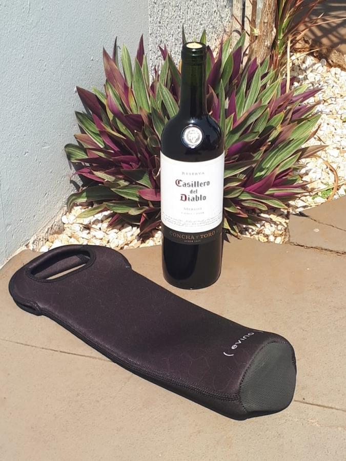 Porta Vinho Premium Personalizado - Foto Zoom 2