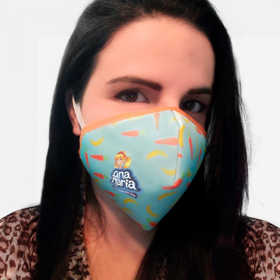 Máscara de Proteção em Isoflex Personalizada - Foto Zoom 0