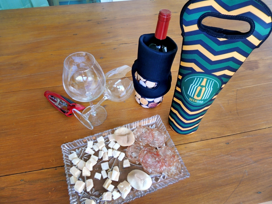 Porta Vinho Premium Personalizado - Foto Zoom 3