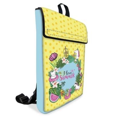 Mochila Notebook em Neoprene Personalizada - Foto 2