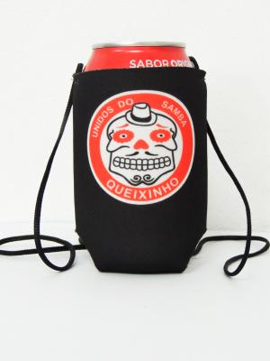 Porta latas com cordão Personalizado - Foto 1