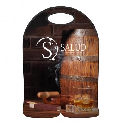 Porta Vinho Duplo Personalizado - Foto 4