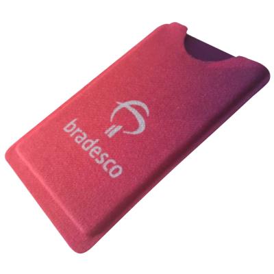 Porta Cartão Para Celular Personalizado - Foto 0