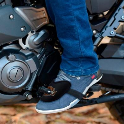 Protetor de Tênis para Moto Personalizado