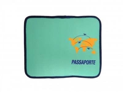 Porta Passaporte Personalizado - Foto 3