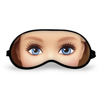 Mini Máscara de Dormir Personalizada